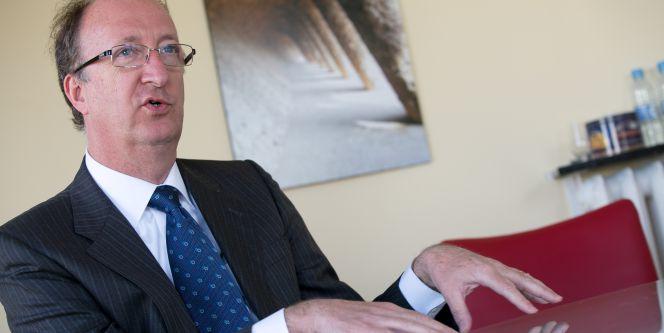 Bruce Goslin, exdirector de la CIA, imparte un curso para lobistas en Madrid