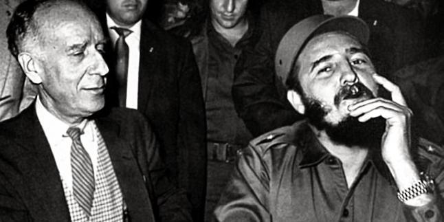 La fascinante fascinación de Fidel Castro