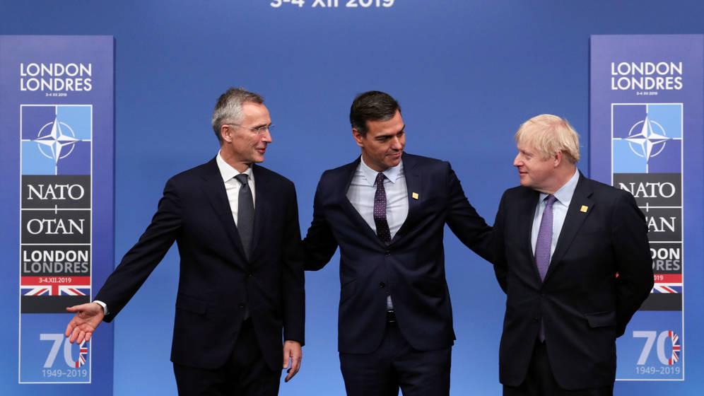 Pedro Sánchez y Boris Johnson, cuando el virus se llama polarización
