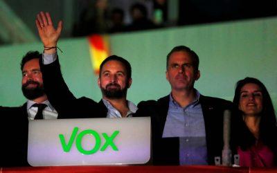 Siente a Vox en su mesa